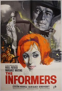 The Informers (1963) DVDRip XviD-RedBlade