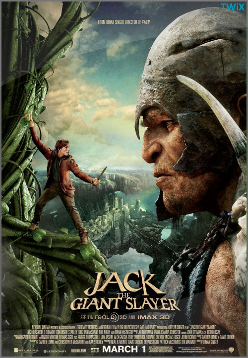 Jack pogromca olbrzym�w / Jack The Giant Slayer (2013) PLDUB.BRRip.XviD-TWiX / Dubbing PL