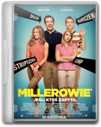 Millerowie / We're the Millers (2013) PL.THEATRiCAL.BDRip.XviD-BiDA / Lektor PL