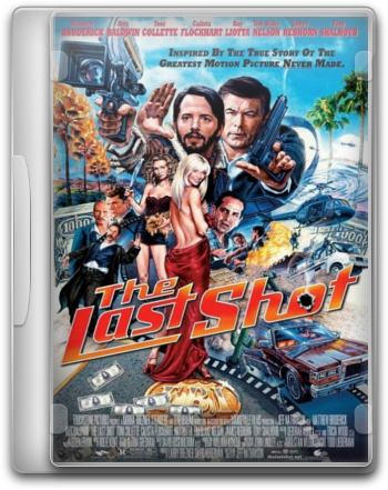 Uj�cie / The Last Shot (2004) PL.DVDRip.XViD-MiNS / Lektor PL