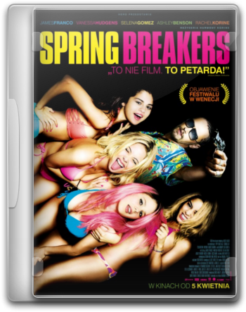 Spring Breakers (2012) PL.BRRip.XviD-BiDA / Lektor PL