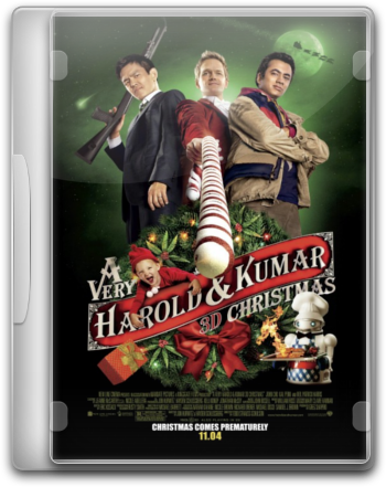 Harold i Kumar: Spalone swieta / A Very Harold and Kumar Christmas (2011) THEATRiCAL.CUT.PL.480p.BDRip.Xv
