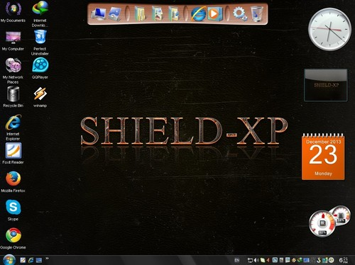 Windows Shield Xp 2014  [Team OS] {HKRG} (Size: 710 MB) ISO ENG