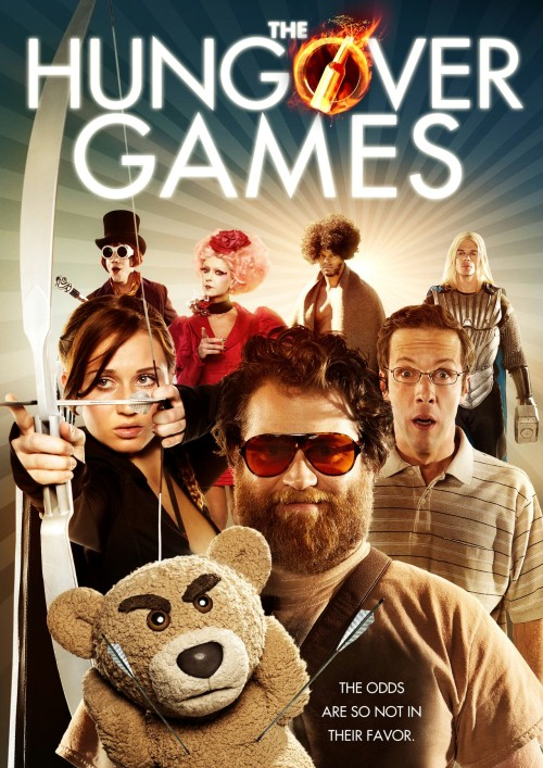 Igrzyska na kacu / The Hungover Games (2014)  PLSUBBED.UNRATED.480p.WEB-DL.AC3.XviD.CiNEMAET-SAVED  Napisy PL