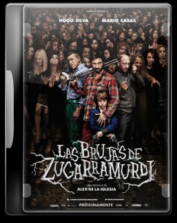 WIEDŹMY Z ZUGARRAMURDI / LAS BRUJAS DE ZUGARRAMURDI (2013) / NAPISY PL