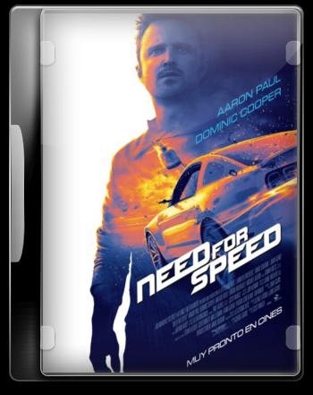 Need for Speed (2014) PL.480p.BDRip.x264.AC3-MiNS / Lektor PL