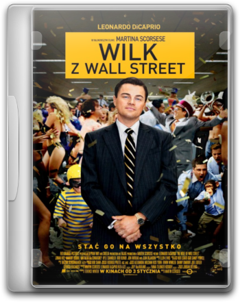 Wilk z Wall Street / The Wolf of Wall Street (2013).PL.BRRip.XviD-BiDA / Lektor PL