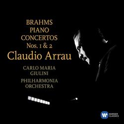 Claudio Arrau - Brahms: Piano Concertos 1 & 2 (2016) [FLAC]