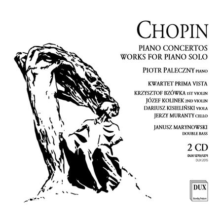 Piotr Paleczny - Chopin: Piano Concertos & Works for Piano Solo (2000) [FLAC]