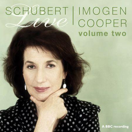 Imogen Cooper - Schubert: Live Vol.2 (2009) [FLAC]
