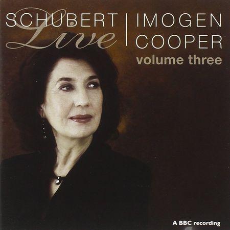 Imogen Cooper - Schubert: Live Vol.3 (2010) [FLAC]