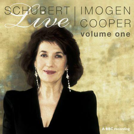 Imogen Cooper - Schubert: Live Vol.1 (2009) [FLAC]