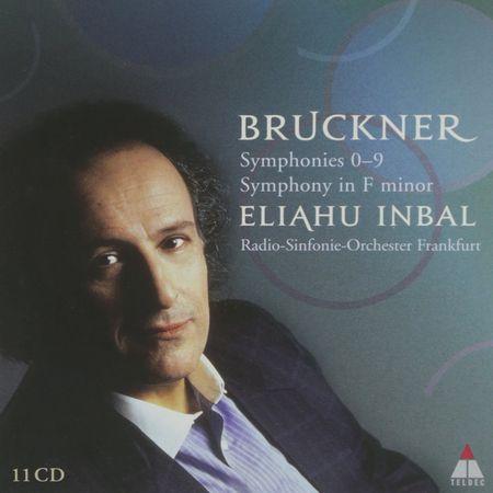 Eliahu Inbal - Bruckner: Symphonies 0-9 & Symphony in F Minor (2010) [FLAC]