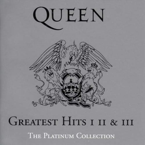 Queen - Greatest Hits I, II & III (The Platinum Collection) [3CD Box Set] (2011)