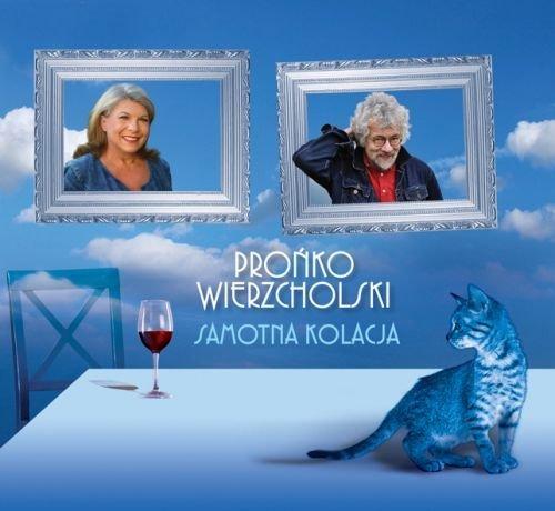 Krystyna Prońko, Sławomir Wierzcholski - Samotna kolacja (2017)