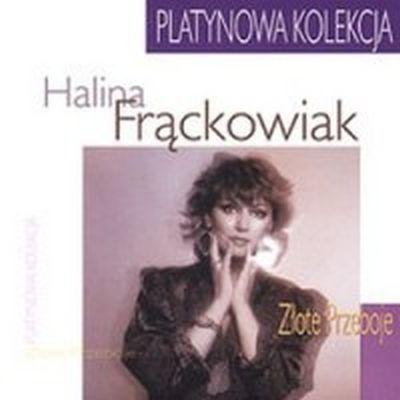 Frąckowiak Halina - Platynowa kolekcja - Złote przeboje (1999)