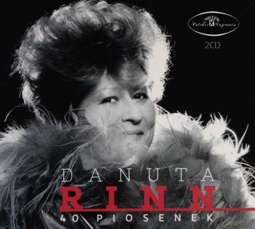 Danuta Rinn - 40 Piosenek Danuty Rinn (2014)