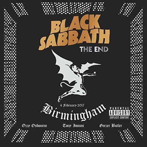 Black Sabbath - The End (Live) (2017)