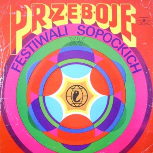 VA - Sopot '75 (Przeboje Festiwali Sopockich XV) (1975) [FLAC]