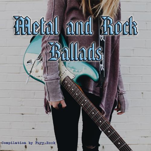 Various Artists - Metal and Rock Ballads (2018)