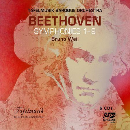 Bruno Weil - Beethoven: Symphonies 1-9 (2017) [FLAC]