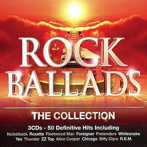 VA - Rock Ballads - The Collection [3CD] (2014) [FLAC]