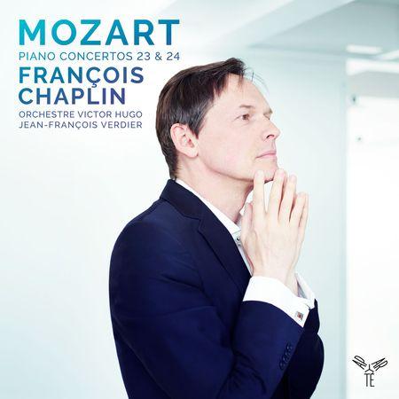 Francois Chaplin - Mozart: Piano Concertos 23 & 24 (2017) [FLAC]