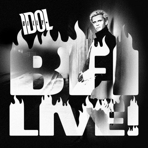 Billy Idol - BFI Live! (2016) [FLAC]