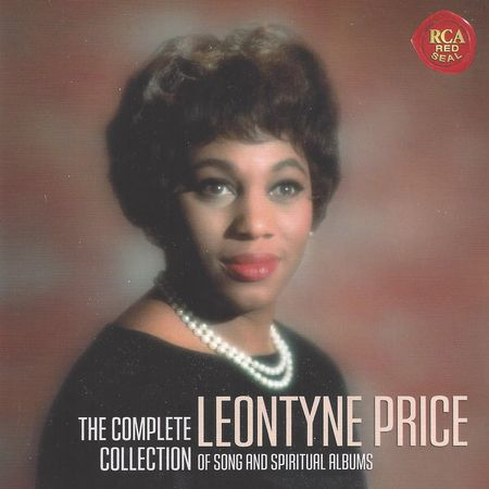 Leontyne Price - The Complete Collection of Song & Spiritual Albums (2011) [FLAC]