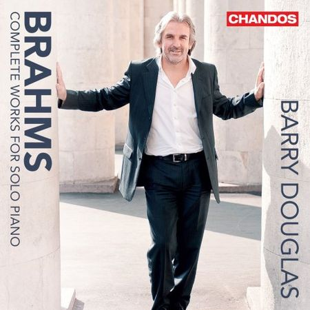 Barry Douglas - Brahms: Complete Works for Solo Piano Vol.1-6 (2018)
