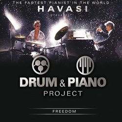Havasi (Feat. Endi) - Drum & Piano Project: Freedom (2011) [FLAC]