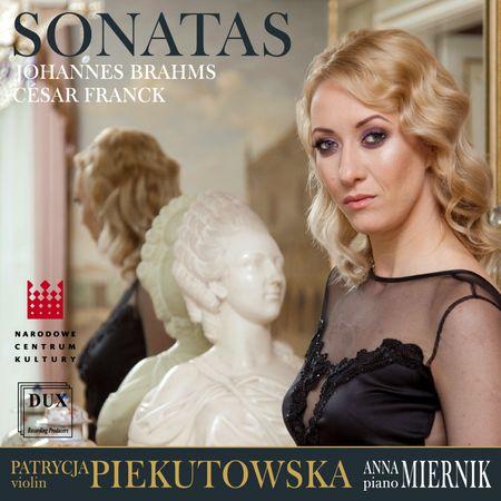 Anna Miernik, Patrycja Piekutowska - Brahms, Franck: Sonatas (2014) [FLAC]
