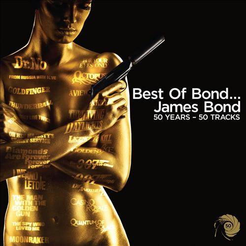 OST - Best Of James Bond 50th Anniversary Collection (2012)  [FLAC]
