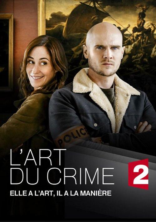 Sztuka Zbrodni / L'Art du Crime (2017) {Sezon 1} PL.480p & 720p.WEB-DL.x264-YL4  / Lektor PL