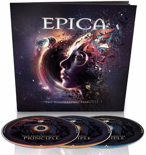 Epica - The Holographic Principle (3CD) (2016) [FLAC]