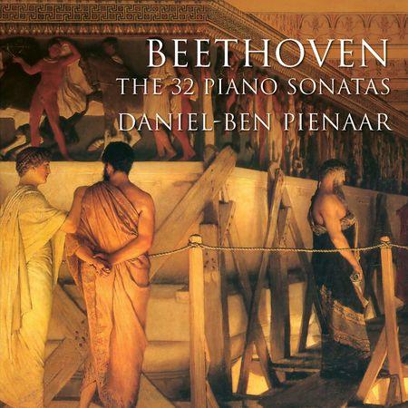 Daniel-Ben Pienaar - Beethoven: The 32 Piano Sonatas (2015) [FLAC]