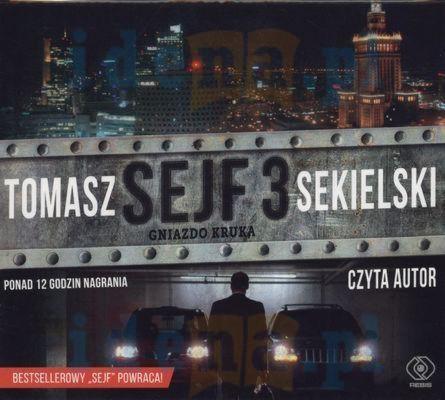 Tomasz  Sekielski - Gniazdo Kruka [Audiobook PL]