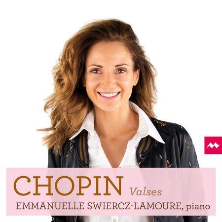 Emmanuelle Swiercz-Lamoure - Chopin: Valses (2017) [FLAC]