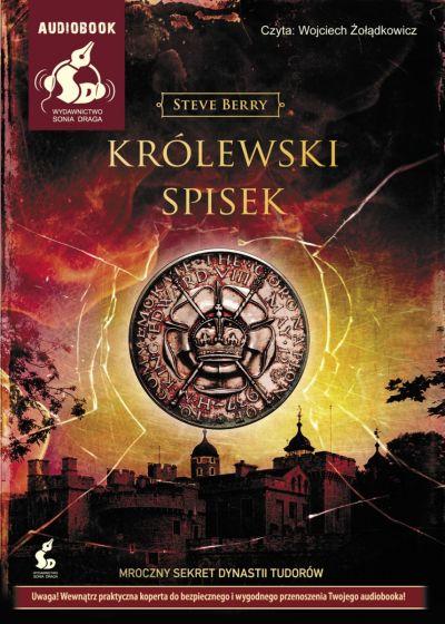 Steve Berry - Królewski Spisek [Audiobook PL]