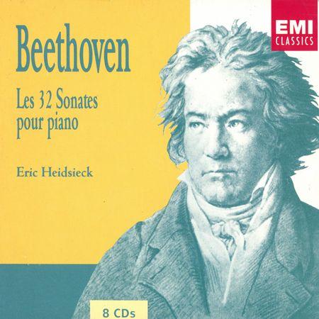 Eric Heidsieck - Les 32 Sonates Pour Piano (1995) [FLAC]