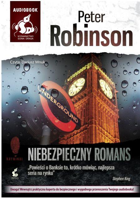 Peter Robinson - Niebezpieczny romans [Audiobook PL]