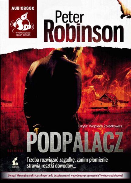 Peter Robinson - Podpalacz [Audiobook PL]