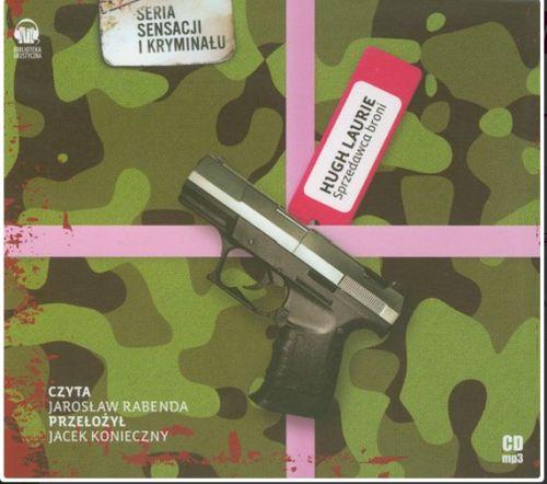 Hugh Laurie - Sprzedawca broni [Audiobook PL]