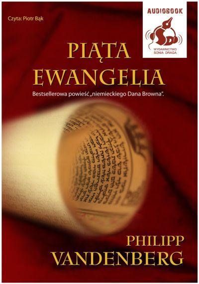 Philipp Vandenberg - Piąta ewangelia [Audiobook PL]