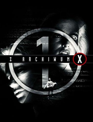 Z Archiwum X / The X Files (1993) [Sezon 1] PL.WEBRip.480p.XviD.AC3.LTN / Lektor PL