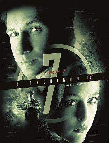 Z Archiwum X / The X Files (1999) [Sezon 7] PL.WEBRip.480p.XviD.AC3.LTN / Lektor PL