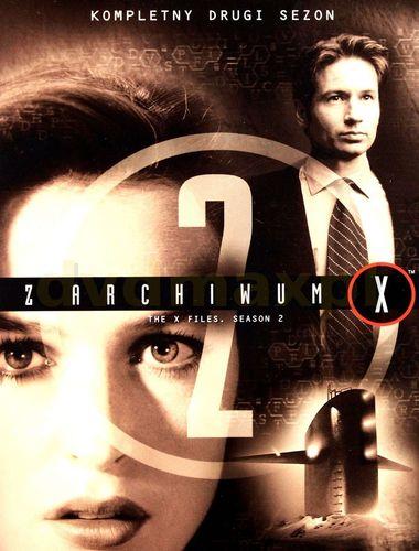 Z Archiwum X / The X Files (1994) [Sezon 2] PL.WEBRip.480p.XviD.AC3.LTN / Lektor PL
