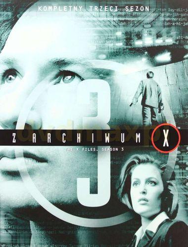 Z Archiwum X / The X Files (1995) [Sezon 3]  PL.WEBRip.480p.XviD.AC3.LTN / Lektor PL