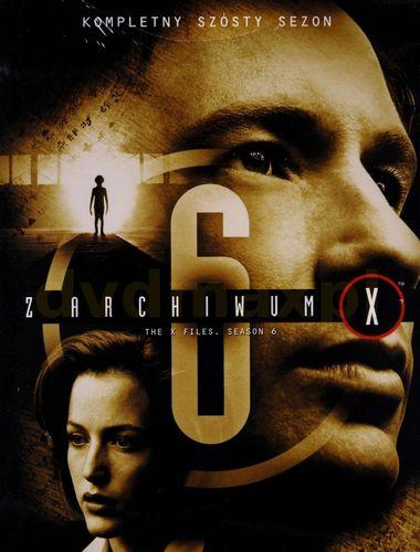 Z Archiwum X / The X Files (1998) [Sezon 6]  PL.WEBRip.480p.XviD.AC3.LTN / Lektor PL