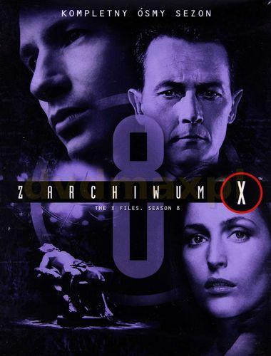 Z Archiwum X / The X Files (2000) [Sezon 8] PL.WEBRip.480p.XviD.AC3.LTN / Lektor PL